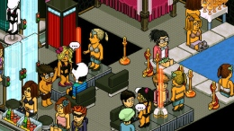 Get Bobbaed: The Youth of Today as Presented by Habbo Hotel